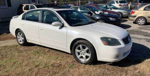 2006 Nissan Altima for sale at Mama's Motors in Greer SC