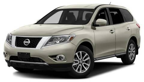 2015 Nissan Pathfinder for sale at Somerville Motors in Somerville MA