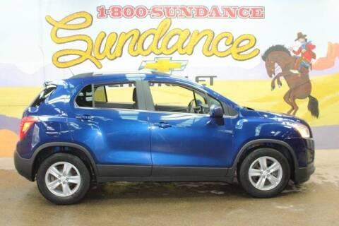 2016 Chevrolet Trax for sale at Sundance Chevrolet in Grand Ledge MI