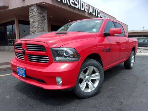 2016 RAM Ram Pickup 1500 for sale at Lakeside Auto Brokers Inc. in Colorado Springs CO