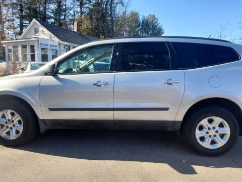 2010 Chevrolet Traverse for sale at Stellar Motor Group in Hudson NH