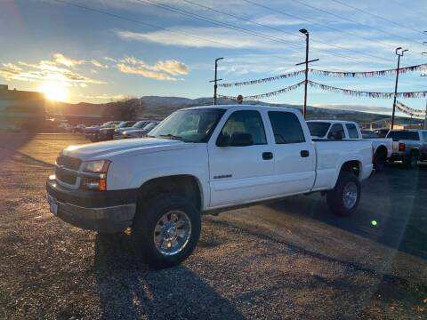 2004 Chevrolet Silverado 2500HD for sale at Auto Image Auto Sales in Pocatello ID