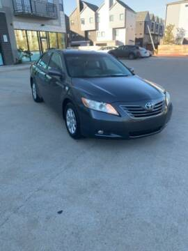 2009 Toyota Camry for sale at Twin Motors in Austin TX