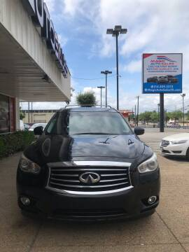 2014 Infiniti QX60 for sale at Magic Auto Sales in Dallas TX