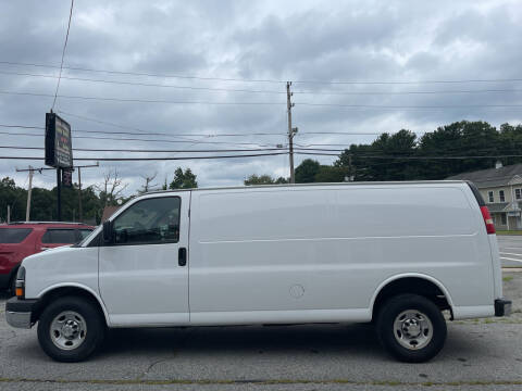 2012 Chevrolet Express Cargo for sale at Home Towne Auto Sales in North Smithfield RI