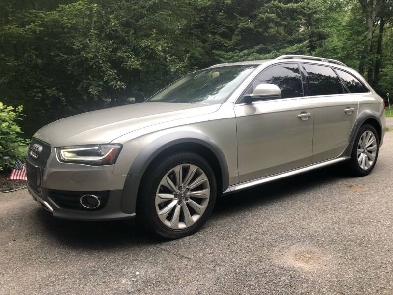 2015 Audi Allroad for sale in Beverly, MA