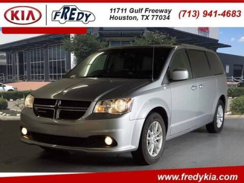 2018 Dodge Grand Caravan for sale at FREDYS CARS FOR LESS in Houston TX
