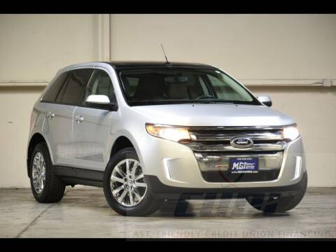 2013 Ford Edge for sale at MGI Motors in Sacramento CA