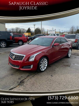 2014 Cadillac ATS for sale at Sapaugh Classic Joyride in Salem MO