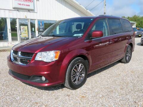 2017 Dodge Grand Caravan for sale at Low Cost Cars in Circleville OH