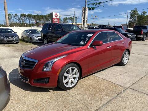 2014 Cadillac ATS for sale at Direct Auto in D'Iberville MS