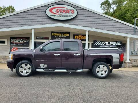 2008 Chevrolet Silverado 1500 for sale at Stans Auto Sales in Wayland MI
