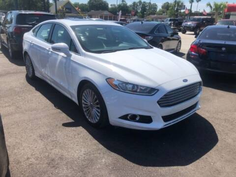 2016 Ford Fusion for sale at Empire Automotive Group Inc. in Orlando FL