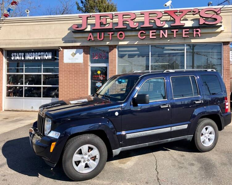 2011 Jeep Liberty for sale at JERRY'S AUTO CENTER in Bellmore NY