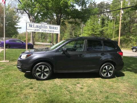 2018 Subaru Forester for sale at McLaughlin Motorz in North Muskegon MI