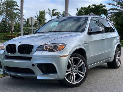 2010 BMW X5 M for sale at HIGH PERFORMANCE MOTORS in Hollywood FL
