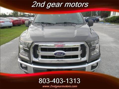 2016 Ford F-150 for sale at 2nd Gear Motors in Lugoff SC