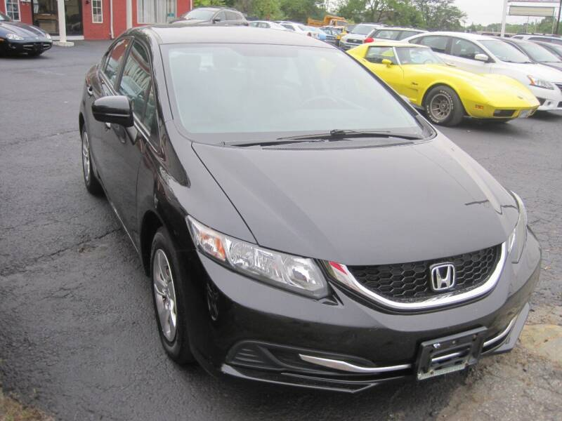 2015 Honda Civic for sale at Zinks Automotive Sales and Service - Zinks Auto Sales and Service in Cranston RI