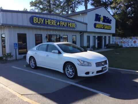 2010 Nissan Maxima for sale at Bi Rite Auto Sales in Seaford DE