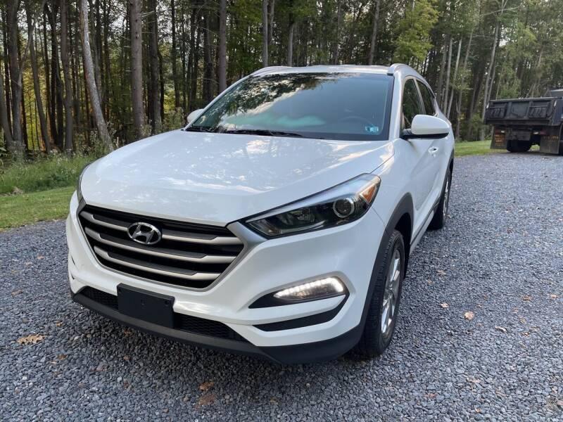2017 Hyundai Tucson for sale at JM Auto Sales in Shenandoah PA