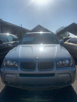 2006 BMW X3 for sale at Premier Auto Sales in Modesto CA