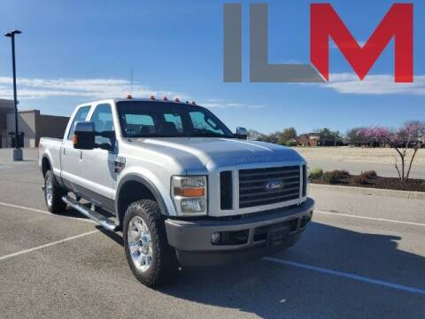2008 Ford F-350 Super Duty for sale at INDY LUXURY MOTORSPORTS in Fishers IN
