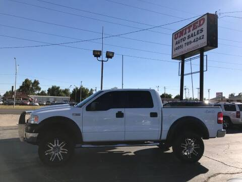 2008 Ford F-150 for sale at United Auto Sales in Oklahoma City OK