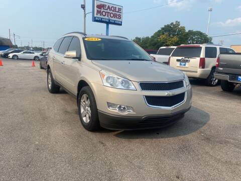 2011 Chevrolet Traverse for sale at Eagle Motors in Hamilton OH