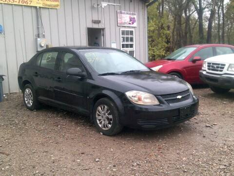 2009 Chevrolet Cobalt for sale at WEINLE MOTORSPORTS in Cleves OH