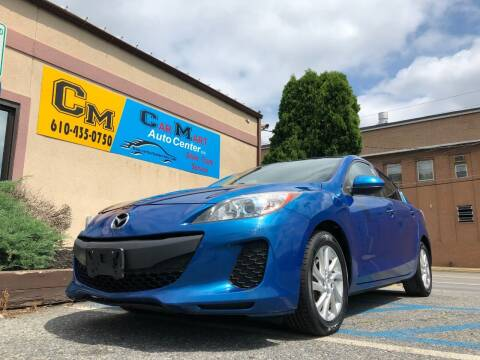 2012 Mazda MAZDA3 for sale at Car Mart Auto Center II, LLC in Allentown PA