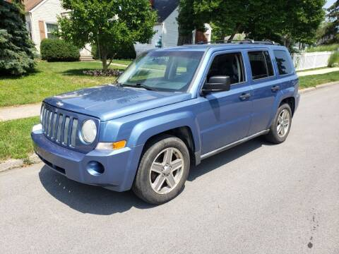 2007 Jeep Patriot for sale at REM Motors in Columbus OH