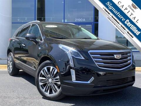 2017 Cadillac XT5 for sale at Capital Cadillac of Atlanta in Smyrna GA
