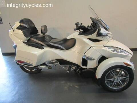 2011 Can-Am SPYDER RT LIMITED for sale at INTEGRITY CYCLES LLC in Columbus OH