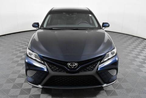 2018 Toyota Camry for sale at Southern Auto Solutions-Jim Ellis Volkswagen Atlan in Marietta GA