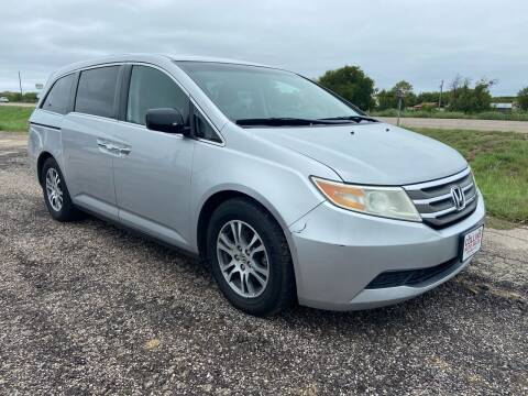 2013 Honda Odyssey for sale at Collins Auto Sales in Waco TX