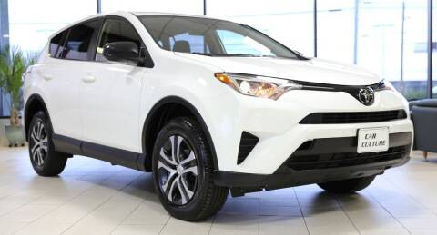 2018 Toyota RAV4 for sale at Car Culture in Warren OH
