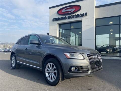 2015 Audi Q5 for sale at Sterling Motorcar in Ephrata PA