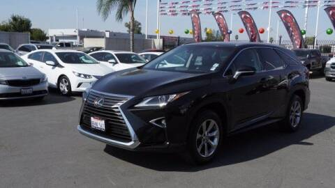 2019 Lexus RX 350L for sale at Choice Motors in Merced CA