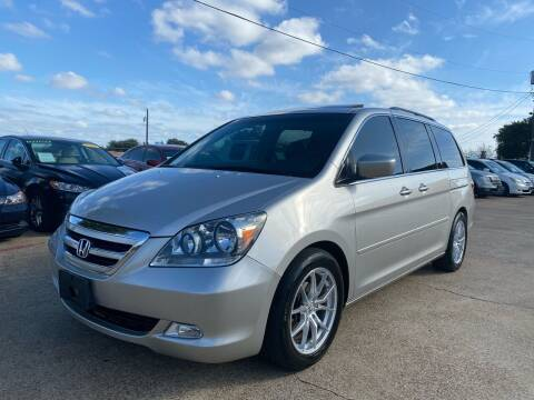 2006 Honda Odyssey for sale at CityWide Motors in Garland TX