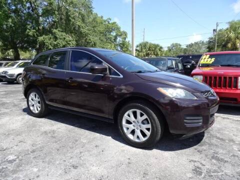 2007 Mazda CX-7 for sale at DONNY MILLS AUTO SALES in Largo FL