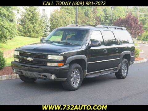 2003 Chevrolet Suburban for sale at Absolute Auto Solutions in Hamilton NJ