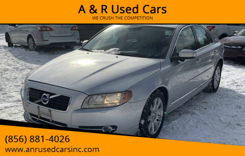 2010 Volvo S80 for sale at A & R Used Cars in Clayton NJ