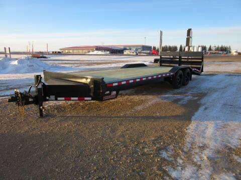 2021 Midsota STWB022416K for sale at Nore's Auto & Trailer Sales - Equipment Trailers in Kenmare ND