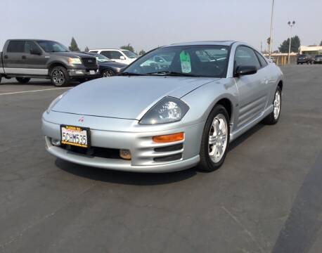 2001 Mitsubishi Eclipse for sale at My Three Sons Auto Sales in Sacramento CA