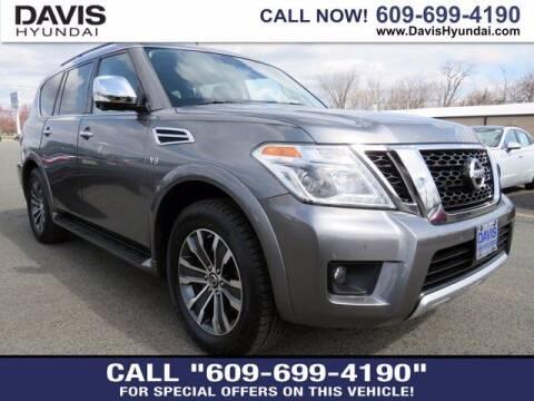 2018 Nissan Armada for sale at Davis Hyundai in Ewing NJ