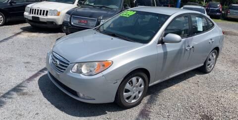 2010 Hyundai Elantra for sale at Auto Mart - Dorchester in North Charleston SC
