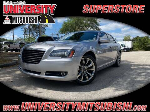 2014 Chrysler 300 for sale at FLORIDA DIESEL CENTER in Davie FL