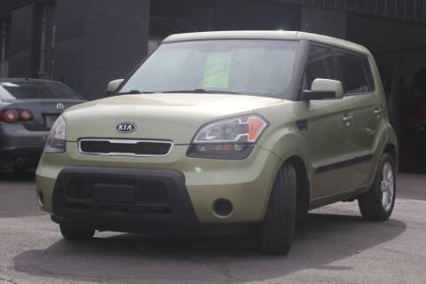 2011 Kia Soul for sale at Apple Auto Sales Inc in Camillus NY