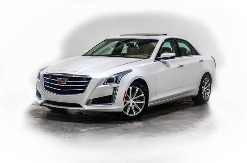 2016 Cadillac CTS for sale at CarXoom in Marietta GA