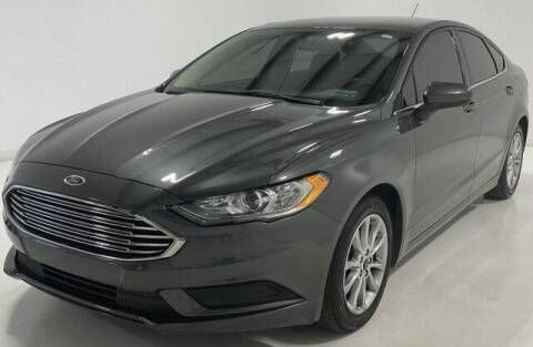 2017 Ford Fusion for sale at Cars R Us in Indianapolis IN